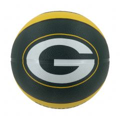 Green Bay Packers Oversize Logo Basketball