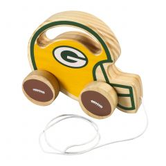 Packers Baby Push & Pull Toy