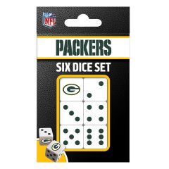 Packers Dice Set
