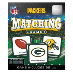 Packers Team Matching Game
