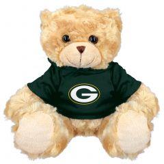 Packers Sitting Hoodie Bear