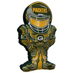 Packers Robot Pillow