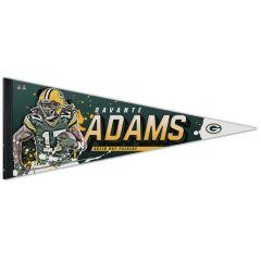 Packers #17 Adams Toon Pop Premium Pennant
