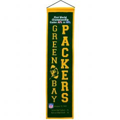 Green Bay Packers Super Bowl I Banner