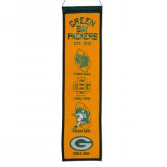 Green Bay Packers Fan Favorite Heritage Banner