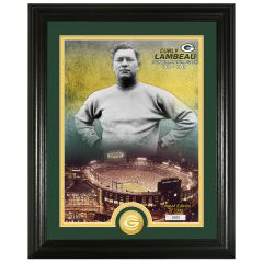 Packers Lambeau Bronze Coin Photomint