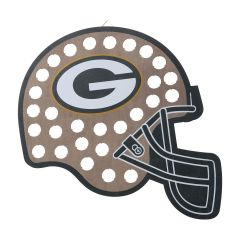 Packers Push Bottle Cap Wall Sign