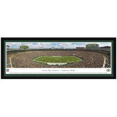 Lambeau Field 50 Yard Line Photo - Select Frame