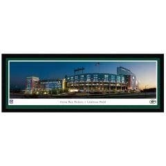 Lambeau Field Home Panoramic - Select Frame