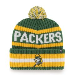 Packers '47 Bering Retro Cuff Knit Hat