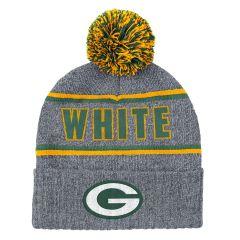 Packers #92 Reggie White Cuff Knit Hat