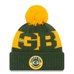 Packers 2020 Fall Sideline Sport Knit Hat
