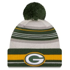 Packers Grayed Cuff Knit Hat
