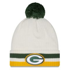 Packers Retro Cuff Knit Hat