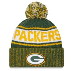 Packers Layer Marled Cuff Knit Hat