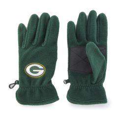 Green Bay Packers '47 Fleece Gloves