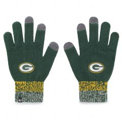 Green Bay Packers '47 Static Knit Gloves