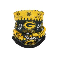 Packers Ugly Knit Gaiter Face Scarf