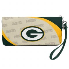 Green Bay Packers Curve Organizer Wallet