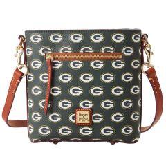 Packers Dooney & Bourke Small Zip Crossbody Bag