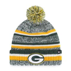 Packers '47 Youth Boondock Cuff Knit Hat