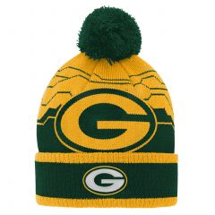 Packers Youth Magna Cuff Knit Hat