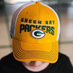 Packers Youth Defense Snapback Cap
