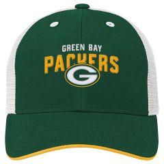 Packers Youth Core Lockup Mesh Back Cap