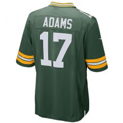 #17 Davante Adams Home Youth Game Jersey