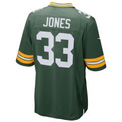 #33 Aaron Jones Home Youth Game Jersey