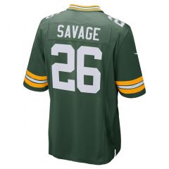 #26 Darnell Savage Youth Home Game Jersey