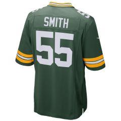 #55 Za'Darius Smith Home Youth Game Jersey