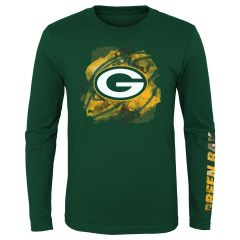 Packers Youth Statement Logo T-Shirt