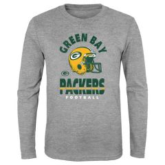 Packers Youth Go For It T-Shirt