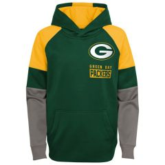 Packers Youth Play Action PO Hoodie