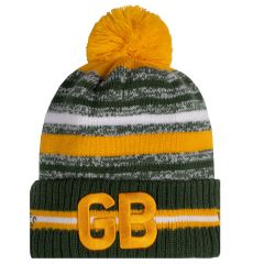 Packers 50s Classic Sideline Knit Hat