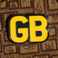 Packers 50s Classic GB Logo Pin