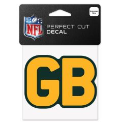 Packers 50s Classic GB Logo Decal