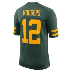 Packers 50s Classic #12 Rodgers Limited Jersey