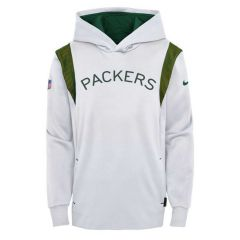 Packers 50s Classic Youth Therma PO Hoodie