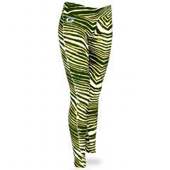 Green Bay Packers Women's Zubaz Legging