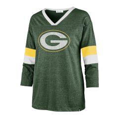Packers Womens 47 Piper Football T-Shirt