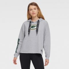Packers Women's DKNY The Suzy Cropped Hoodie
