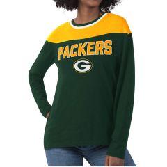 Packers Women's Direct Snap T-Shirt