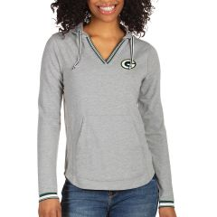 Packers Women's Warm-Up Hooded T-Shirt