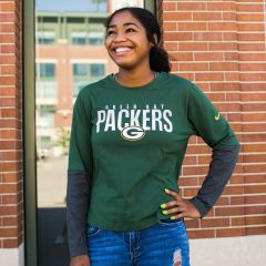 Packers Women's City Name Breathe T-Shirt