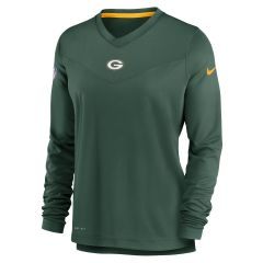 Packers Women's Coaches Top