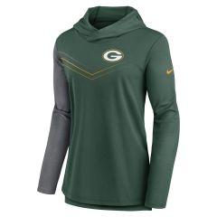 Packers Women's Hooded Top