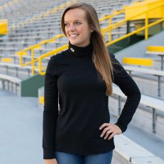 Packers Women's Erin Andrews Turtleneck
