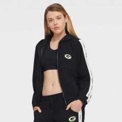 Packers Women's DKNY The Autumn Track Jacket
